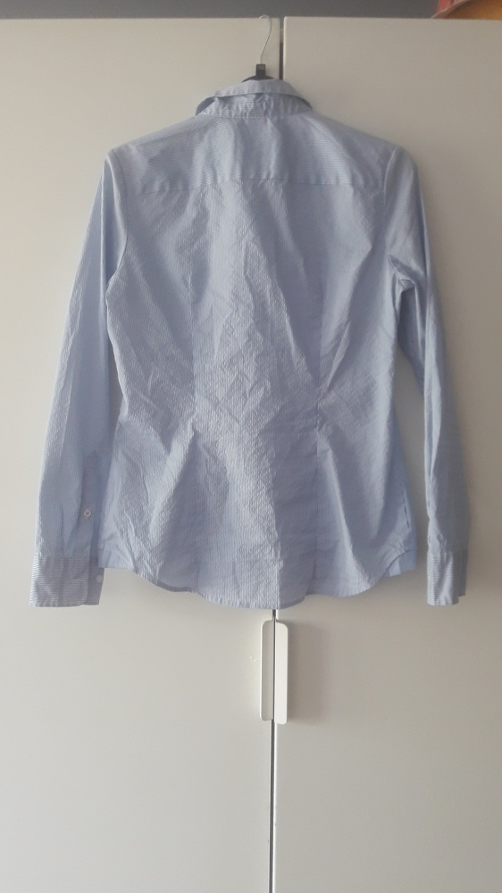 Koszula H&M 38 niebieska...
