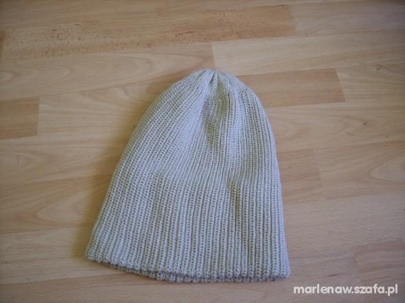 beżowa czapka semrfetka cena z przesyłką
