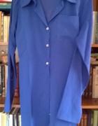 Koszula tunika z dłuższym tyłem