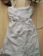 ZARA śliczna lekka sukienka rozmiar 38...