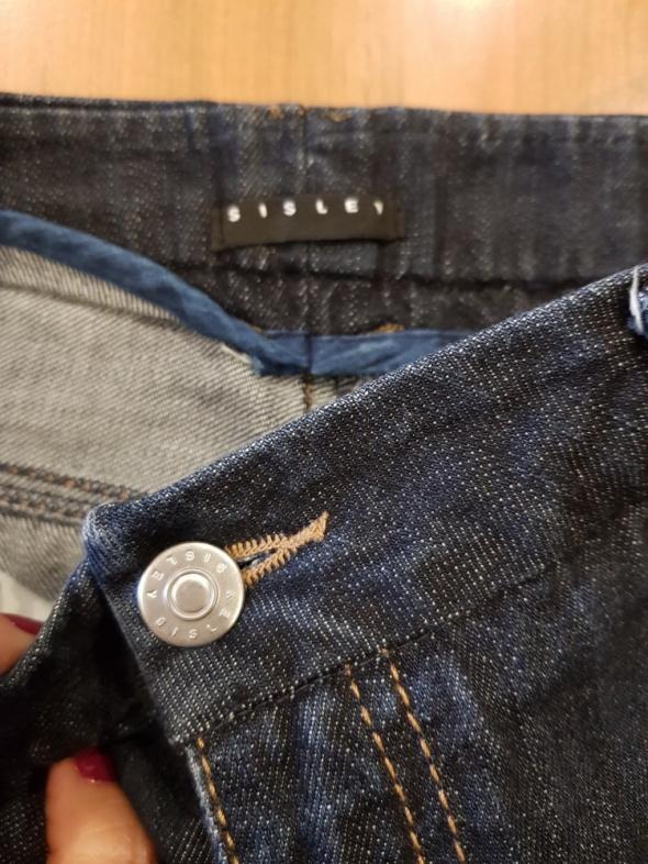 Spódnica jeans Sisley m l