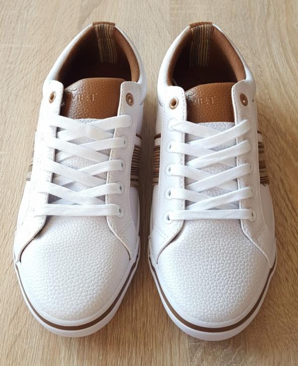 Nowe buty tenisówki białe 42 Soviet sneakersy sneakers damskie męskie