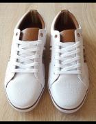 Nowe buty tenisówki białe 42 Soviet sneakersy sneakers damskie ...