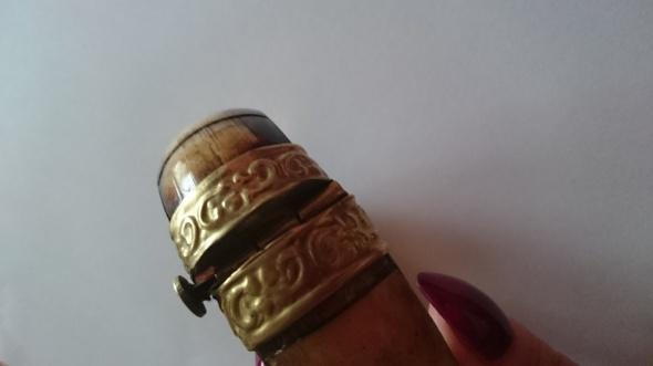 Indyjska bransoleta z kości