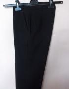 Czarne spodnie cygaretki Ren Tex 36...