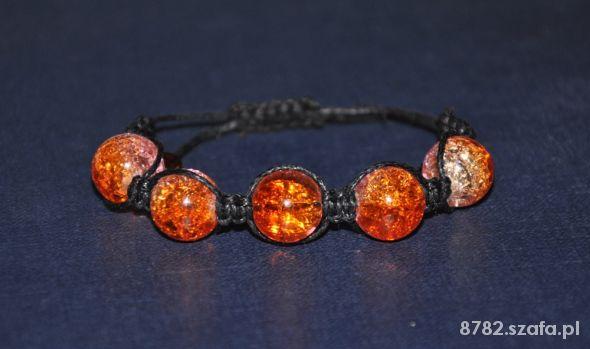 bransoletka shamballa różne kolory