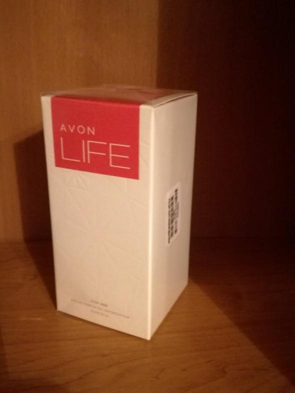 Woda perfumowana Avon Life dla Niej 50ml KENZO