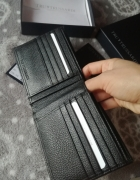 skorzany portfel tru trussardi czarny...