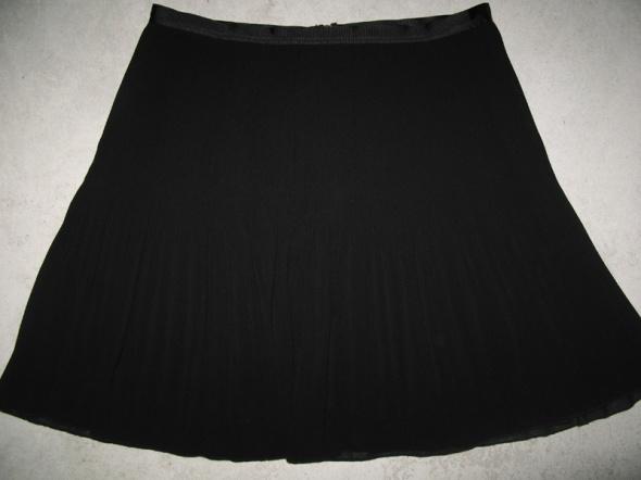 NEXT czarna plisowana spódniczka roz 34