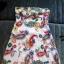 sukienka motyw ludowy etno boho wzory
