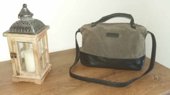 Shopper bag szara Mycha