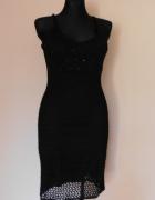 Prima sexy sukienka czarna 40...