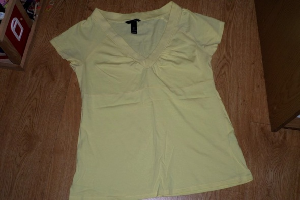 rozm 40 L H&M bluzka NOWA lato