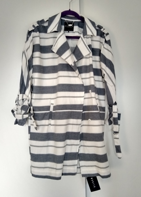 Bawełniany płaszcz Mohito 32 34 36 38