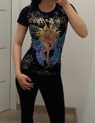 Czarna bluzka Melis...
