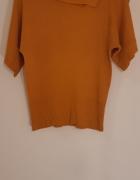 Sweter Vero Moda rozm S kolor musztardowy...