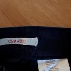 Granatowa spódnica Camaieu