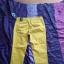 Musztardowe spodnie do kostek 38 M