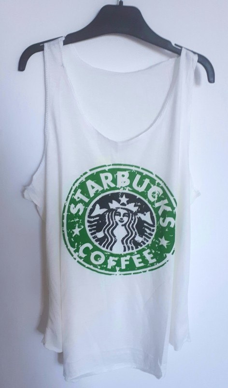 STARBUCKS Nowy Top S M...