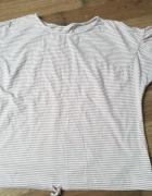 Bluzka w paski L XL...