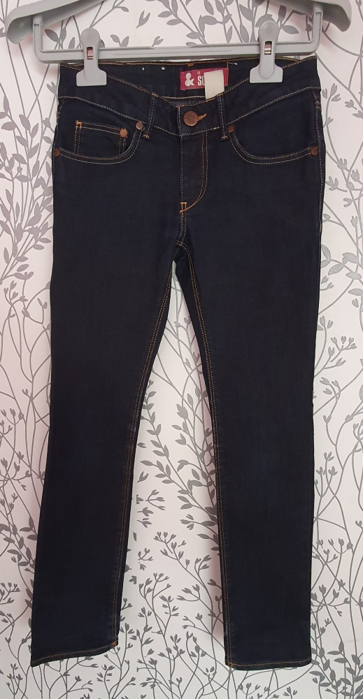 Dżinsy chłopięce H&M 146