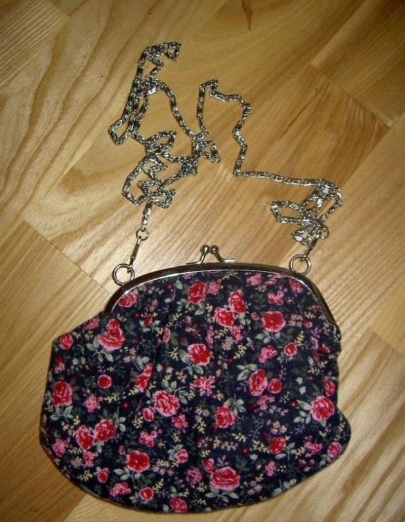 torebka w kwiaty floral