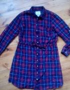 Koszulowa sukienka 42...