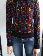 Bluza w kolorowe gwiazdki
