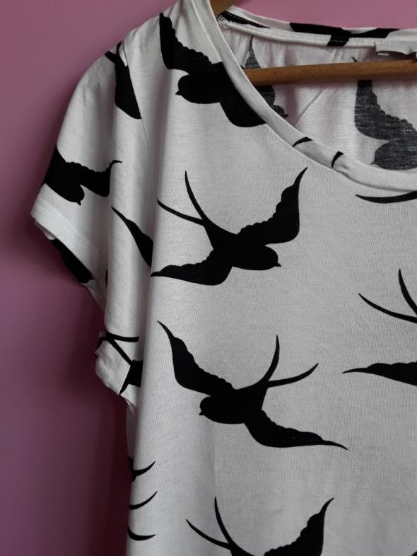 Bluzki Bluzka w jaskółki