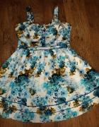 Sukienka floral rozm 42...