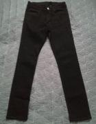 czarne spodnie rozm 164...