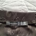 czarna spódnica midi Atmosphere rozm 38