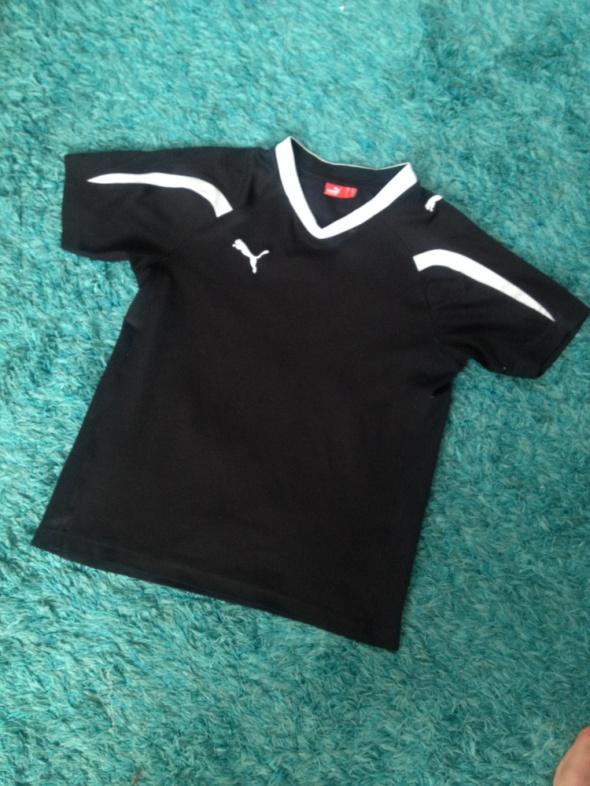 Koszulki, podkoszulki koszulka Puma podkoszulek chłopięcy 152