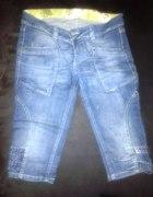 spodnie dżinsy zara...