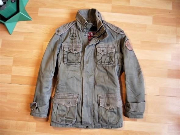 Jack Jones Vintage Denim kurtka i ciepła wpinka M