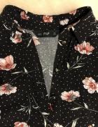 koszula kwiaty...