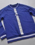 Karl Lagerfeld niebieska bluza Logo L...