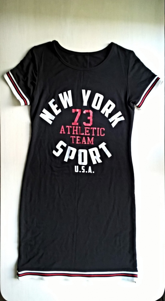 Sportowa dresowa sukienka S M L