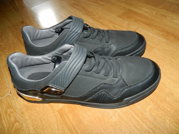 ZARA Man czarne męskie buty roz 42