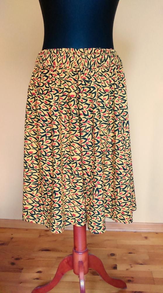 Kuloty spódnico spodnie L XL XXL Vintage Cotton