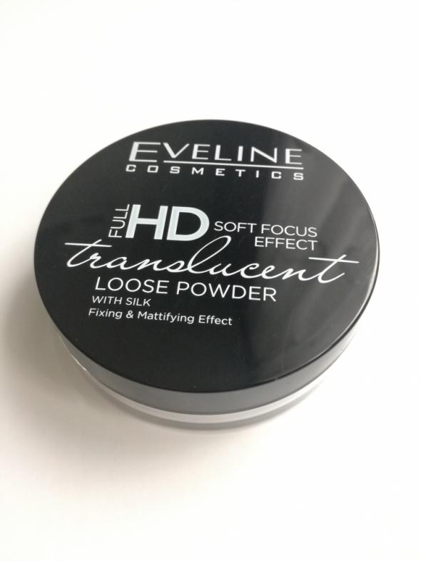 Puder utrwalający Eveline Cosmetics Full HD