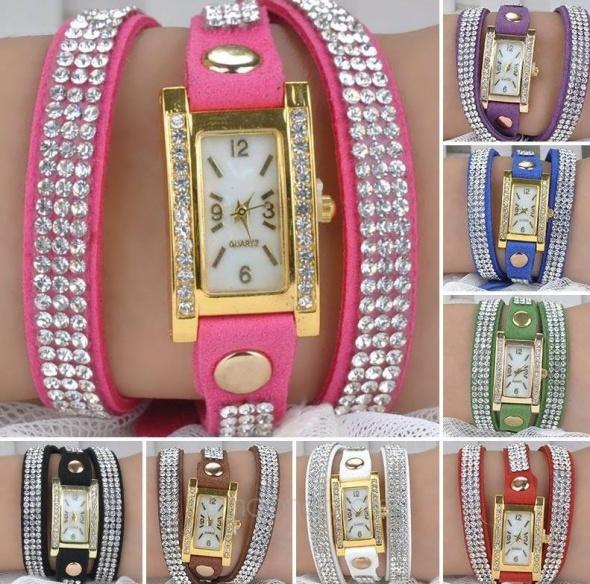 Ozdobne zegarki