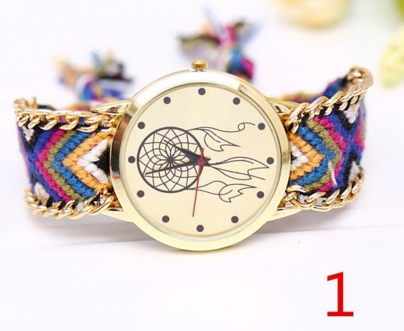 Etniczne zegarki