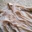 koszula beżowa zwiewna mgiełka nude S