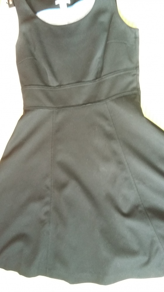 Czarna suknia H&M 40