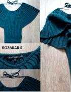 Morski sweter nietoperz...