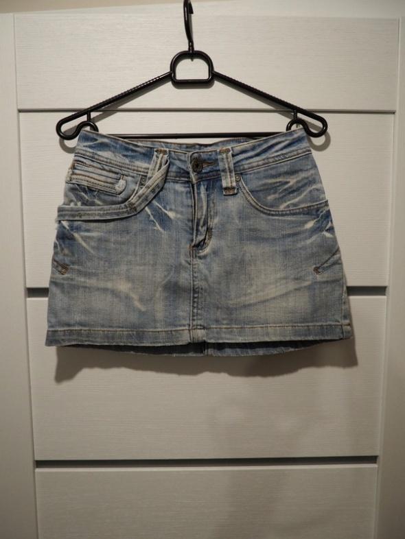 Spódniczka jeansowa XS