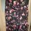 Śliczna firmowa Monsoon świetnie uszyta sukienka Ukrywa niedoskonałości figury Rozmiar ok 50 52