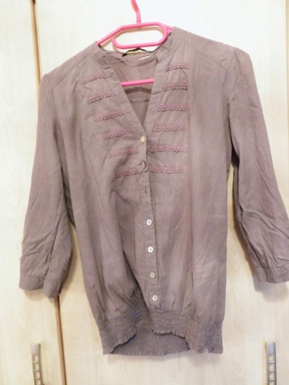 Wiosenna bluzka koszula Reserved...