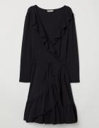 Sukienka H&M kopertowa...